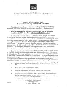 HHHOA - Drought Law 1